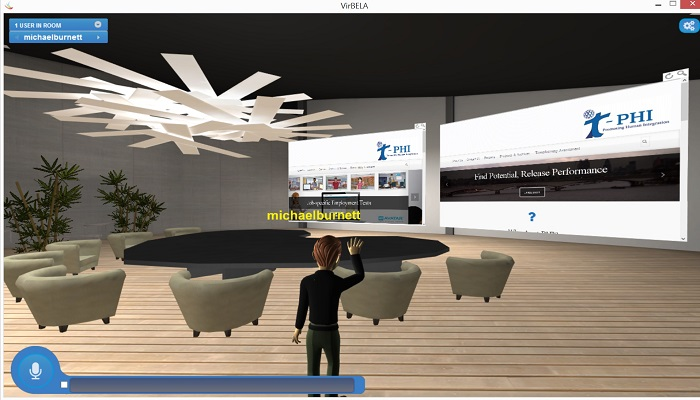 t-PHI Article: Using Immersive Assessments Alongside Existing Processes